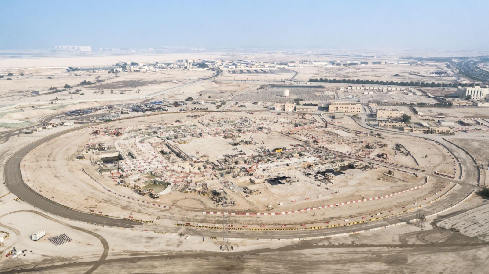 بدأ العد التنازلي لمونديال قطر: بواخر بحرية وخيام صحراوية للجماهير