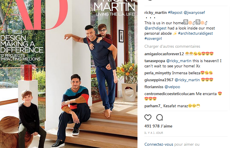 Ricky Martin a épousé son fiancé Jwan Yosef — Just married