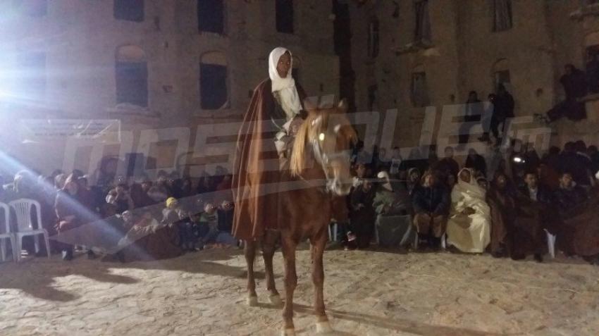 """""""Lammet Ouerghma"""" au palais Ouled Soltane pour promouvoir le tourisme saharien à Tataouine"""