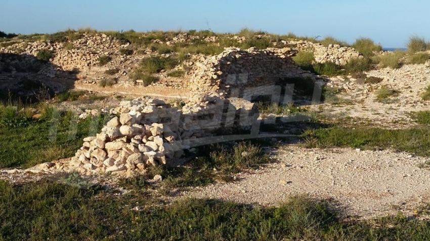 Découverte d'un site archéologique romain à Jbeniana