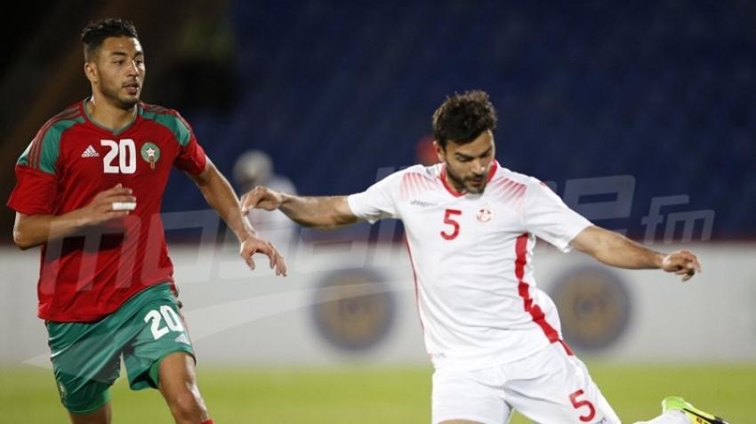 تونس تنهزم أمام المغرب