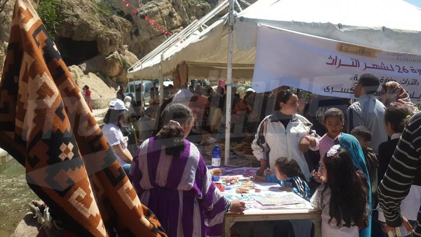 تظاهرة ثقافية ورياضية تنعش السياحة في كسرى