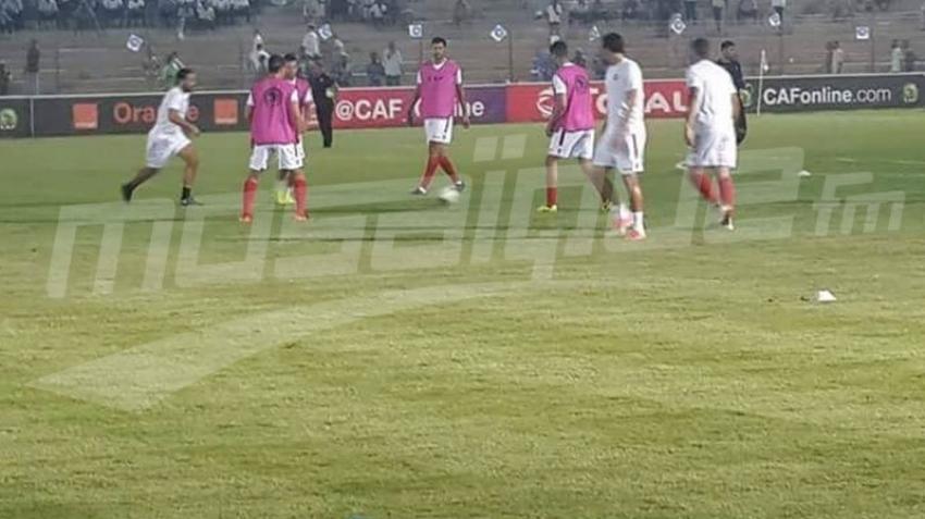 رابطة الأبطال : الهلال السوداني (1-1) النجم الساحلي