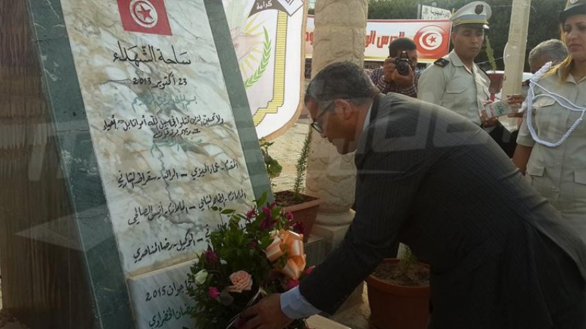 عملية سيدي علي بنعون: إحياء الذكرى الرابعة لاستشهاد 6 من أعوان الحرس