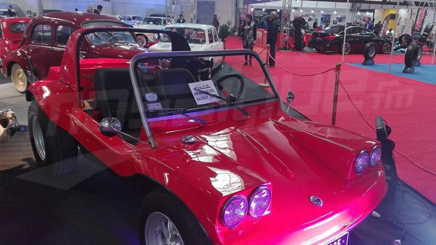 Salon «Auto-Expo» international de l'automobile à Sousse