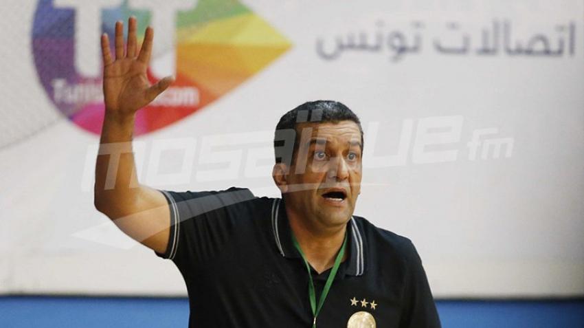 بطولة كرة اليد: الترجي الرياضي (34-28) جمعية الحمامات