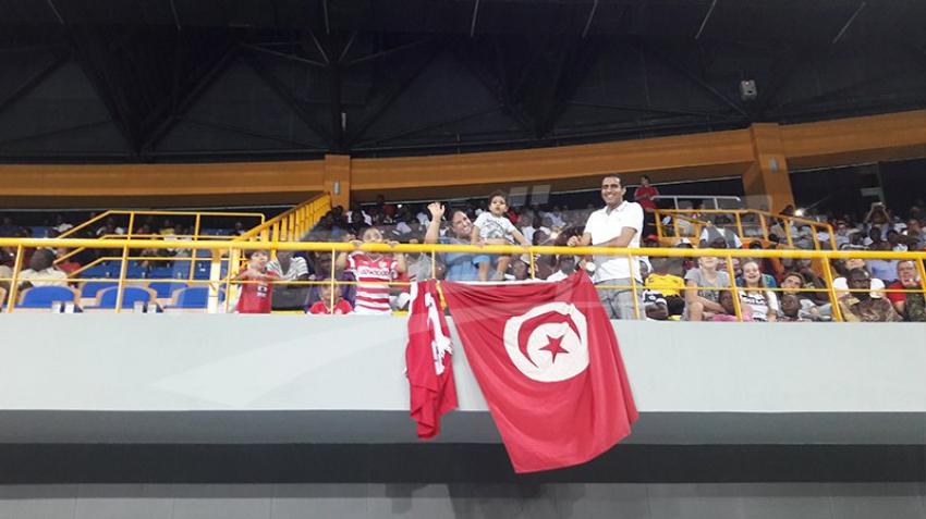 La Tunisie s'impose facilement face au Gabon