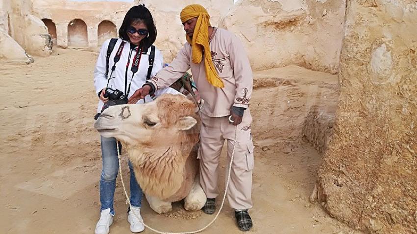 Le marché chinois stimule le tourisme au sud tunisien