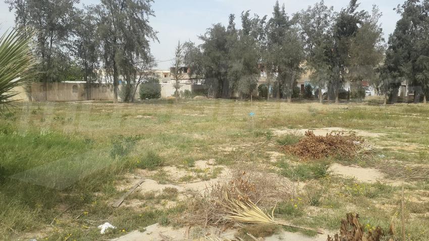 Le parc urbain de Bouhajla fermé depuis trois ans
