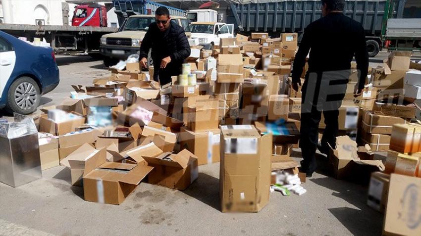 صفاقس : حجز كمية من الأدوية منتهية الصلوحية داخل مخزن