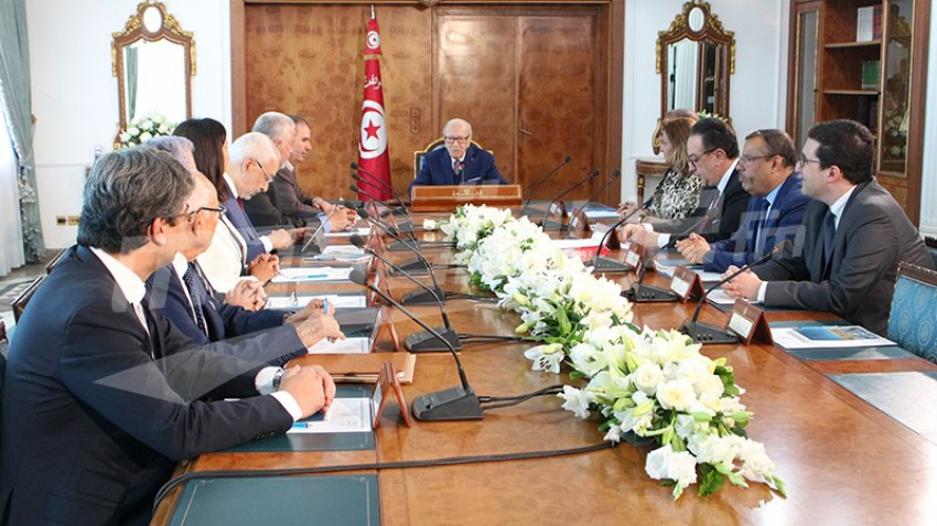 Dernière réunion des signataires du pacte de Carthage