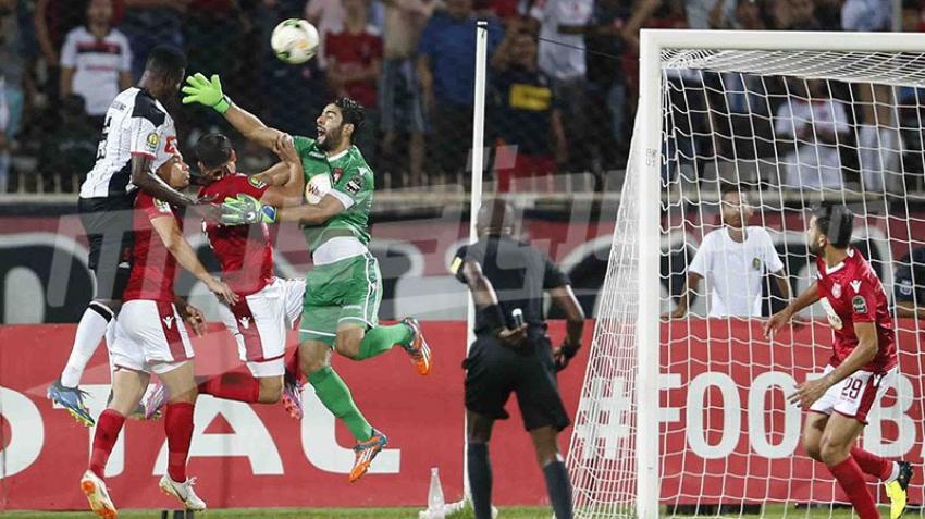 رابطة الأبطال: النجم الساحلي (1-1) بريميرو دي أغوستو