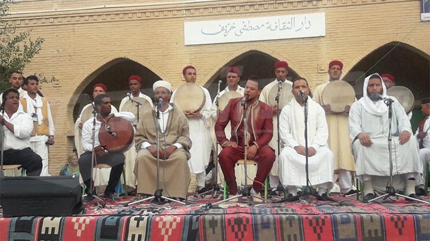 افتتاح مهرجان روحانيّات