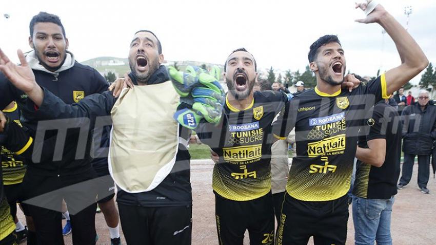الرابطة الأولى: النادي البنزرتي (3-1) الاتحاد المنستيري