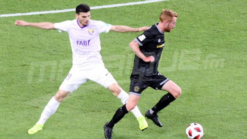 مونديال الأندية: العين الإماراتي (3-3) فريق ويلينغتون  (4-3)