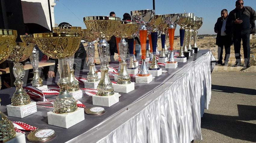 النهائي الوطني لبطولة تونس وكأس الجامعة للعدو الريفي
