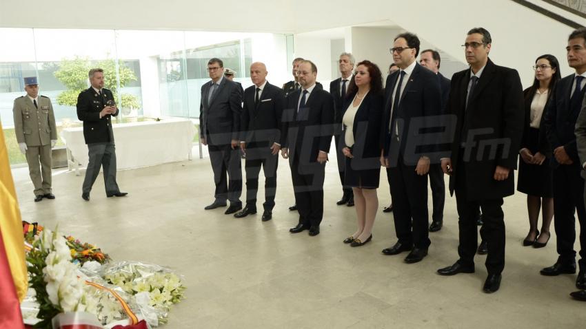Commémoration de l'attentat terroriste du Bardo