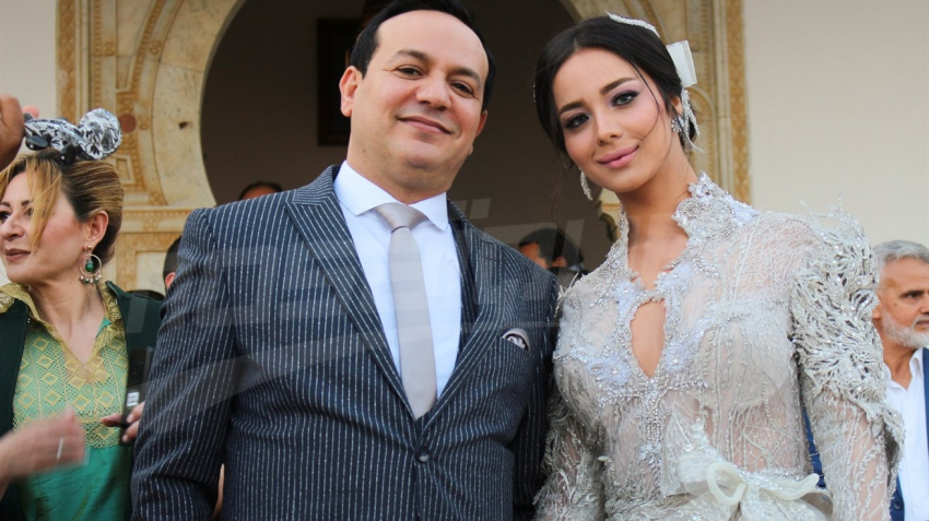 Alaa Chebbi et Ramla se disent oui