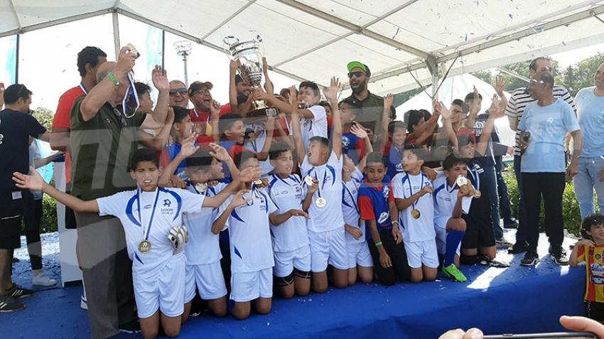 Ain Drahem 2019 : Finale de la Coupe Danon des nations