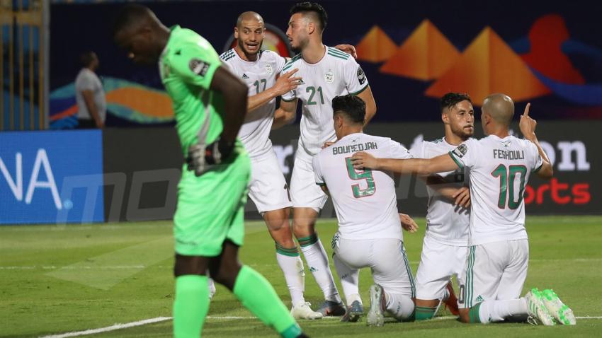 CAN 2019: L'Algérie domine le Kenya