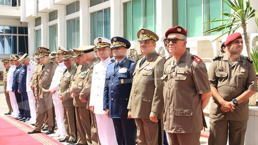 الذكرى 63 لانبعاث الجيش الوطني