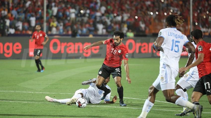 CAN 2019: l'Egypte bat la RD Congo et se qualifie au deuxième tour