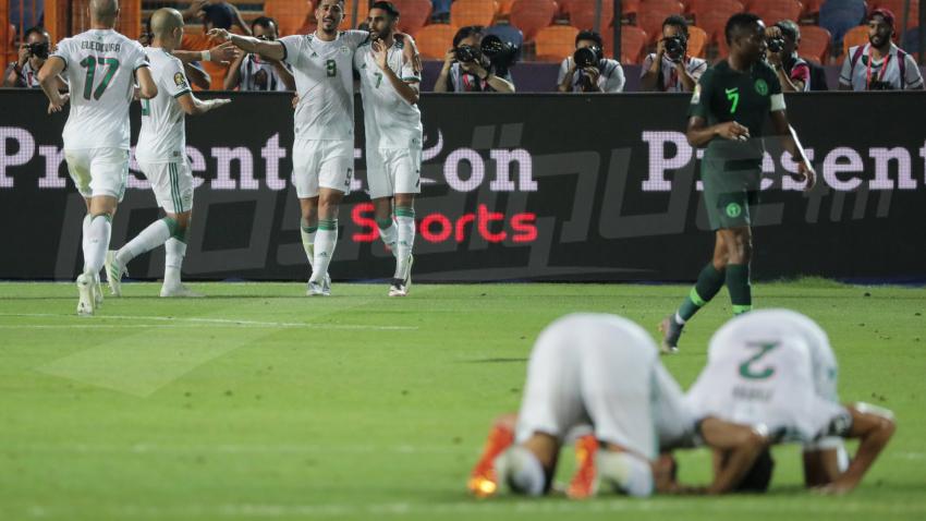 Can 2019: Algérie vs Nigeria