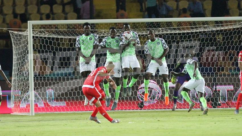 CAN 2019: Tunisie -Nigeria