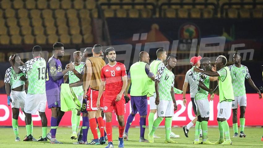 CAN 2019: Tunisie Vs Nigeria