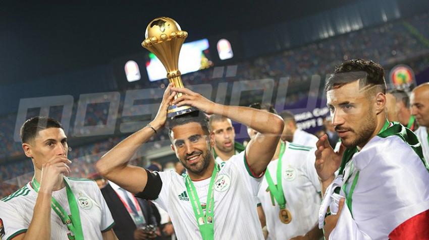 نهائي كأس أمم إفريقيا 2019: الجزائر (1-0) السنغال