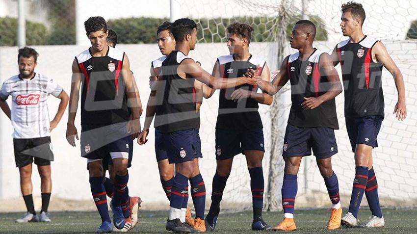 مباراة ودية: النادي الافريقي(4-1) الجمعية الرياضية بأريانة