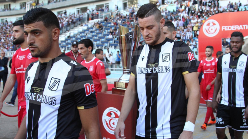 النادي الصفاقسي يفوز بالكأس الخامسة في تاريخه
