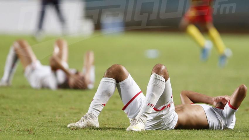 المنتخب التونسي يفشل في التأهل الى نهائيات كأس إفريقيا أقل من 23 سنة