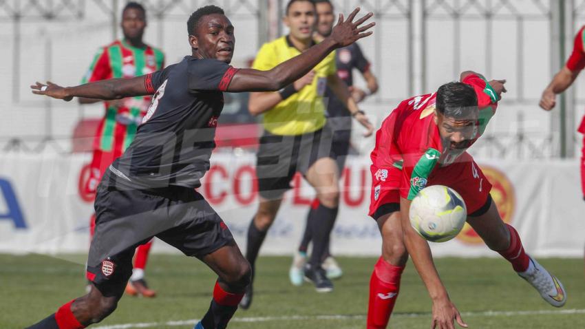 الرابطة الأولى - الجولة 14 : الملعب التونسي (1 - 0) النادي الإفريقي