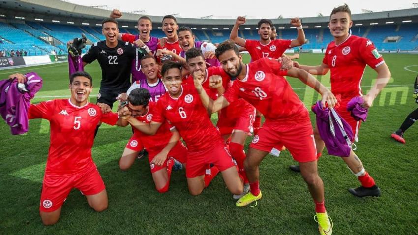 Coupe arabe juniors : Tunisie (4-0) Maroc