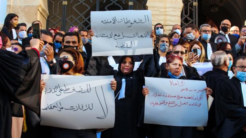 اليوم: المحامون في إضراب