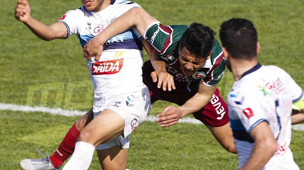 Ligue 1: Stade Tunisien (0-0) Union S.Monastir