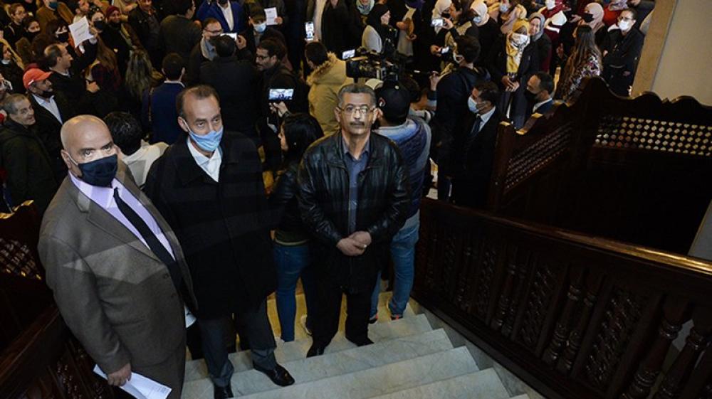 أحمد المسعودي: موظفو المجلس وعمّاله يتعرضون للهرسلة اليومية من موسي