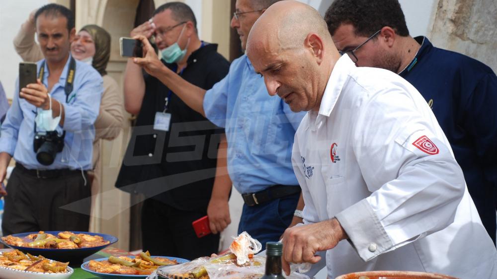 Djerba: Coup d'envoi du Festival International du Pain