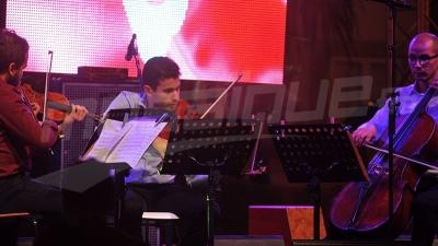 عيد الموسيقى في شارع الحبيب بورقيبة
