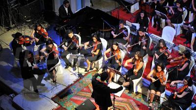 افتتاح أكتوبر الموسيقي: الموسيقى تصنع السينما