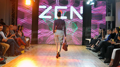 عرض أزياء ''زان'' لشتاء 2017- 2018