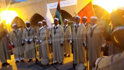 مهرجان الموسيقى الصوفية 'روحانيات' بمدينة نفطة