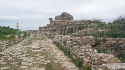 لوحة سيدنا يونس أحد أهم اكتشافات المدينة المسيحية ببلاريجيا