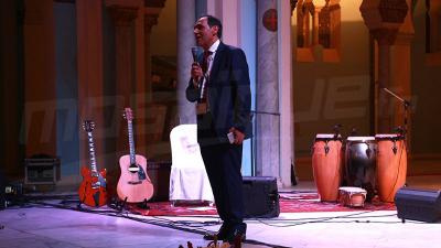 ميرا تغني للجمعية التونسية لعلاج الحروق والجروح