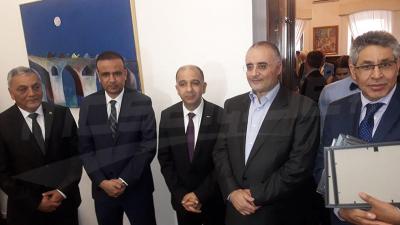Cérémonie à l'ambassade tunisienne à Moscou en l'honneur des Aigles de Carthage