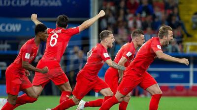 Mondial 2018: L'Angleterre élimine la Colombie
