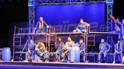 عرض الدراقا في مهرجان جربة أوليس الدولي