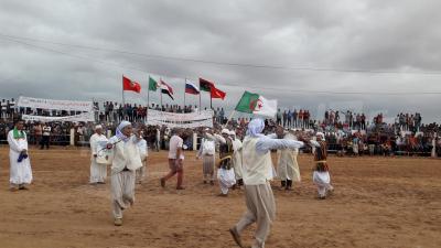 بنعون :افتتاح الدورة 25للمهرجان الدولي بسيدي علي بنعون