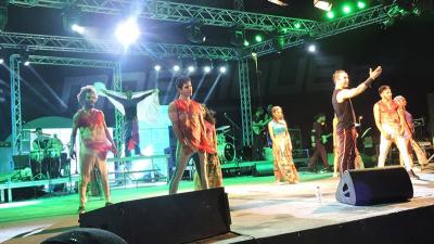 مهرجان جربة أوليس الدولي : سهرة حسان دوس